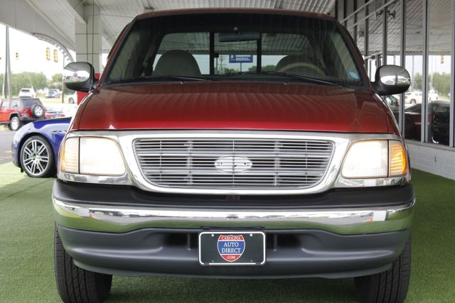 1999 Ford F-150 XLT SuperCab RWD - 1 OWNER - WINDOW STICKER! Mooresville , NC 15