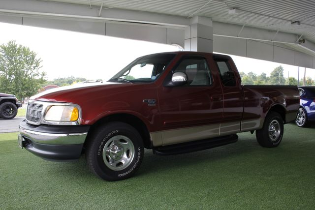 1999 Ford F-150 XLT SuperCab RWD - 1 OWNER - WINDOW STICKER! Mooresville , NC 20