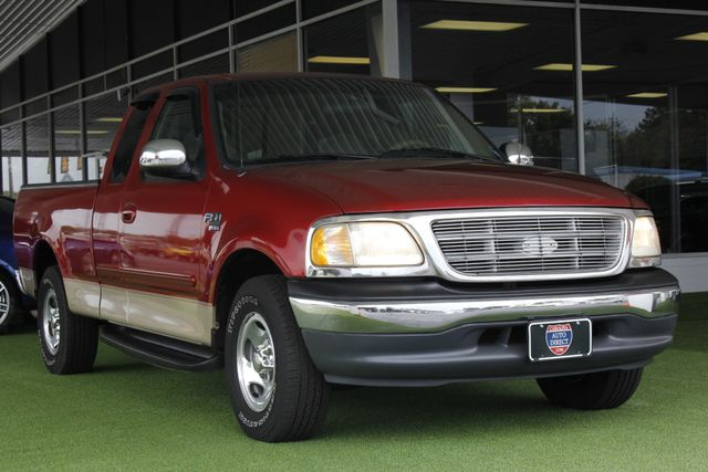 1999 Ford F-150 XLT SuperCab RWD - 1 OWNER - WINDOW STICKER! Mooresville , NC 23