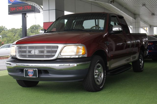 1999 Ford F-150 XLT SuperCab RWD - 1 OWNER - WINDOW STICKER! Mooresville , NC 24