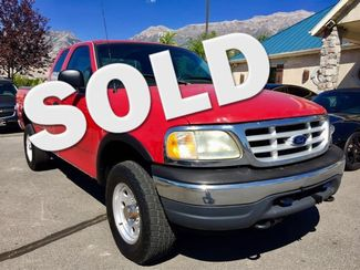 1999 Ford F-250 XL SuperCab 4WD LINDON, UT