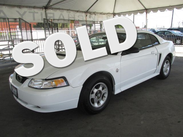 1999 Ford Mustang Please call or e-mail to check availability All of our vehicles are available