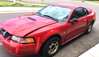 1999 Ford Mustang Base Knoxville, Tennessee 2