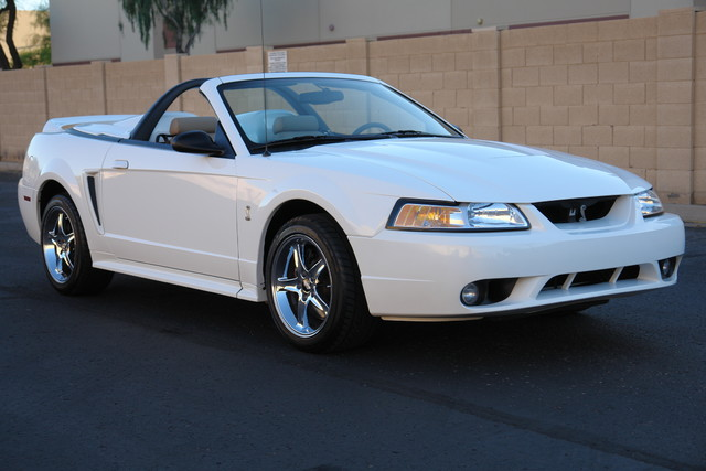 1999 Ford Mustang SVT Cobra Phoenix, AZ 0