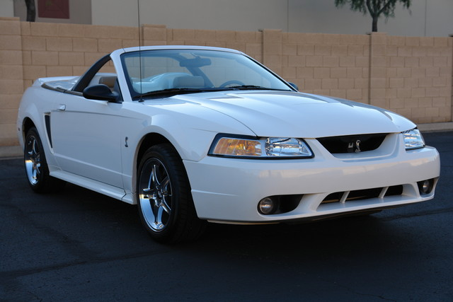 1999 Ford Mustang SVT Cobra Phoenix, AZ 11