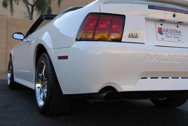 1999 Ford Mustang SVT Cobra Phoenix, AZ 22