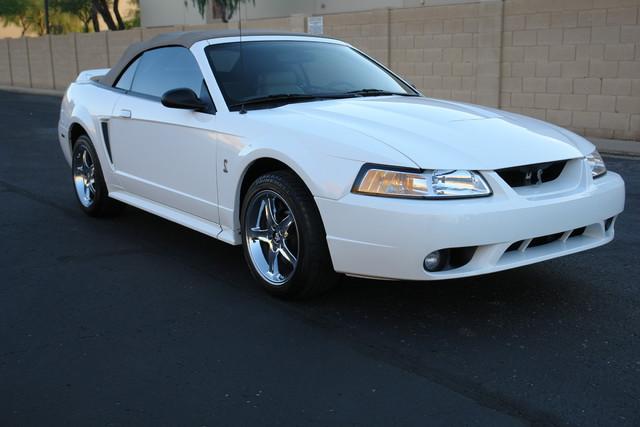 1999 Ford Mustang SVT Cobra Phoenix, AZ 40