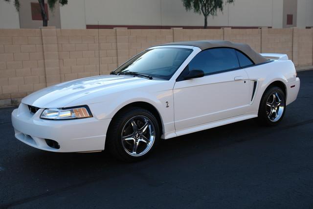 1999 Ford Mustang SVT Cobra Phoenix, AZ 44