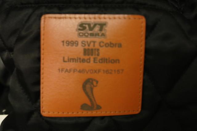 1999 Ford Mustang SVT Cobra Phoenix, AZ 47