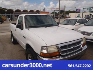 1999 Ford Ranger XL Lake Worth , Florida