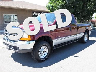 1999 Ford Super Duty F-250 1-Owner Only 34K Actual Miles ! XLT Bend, Oregon