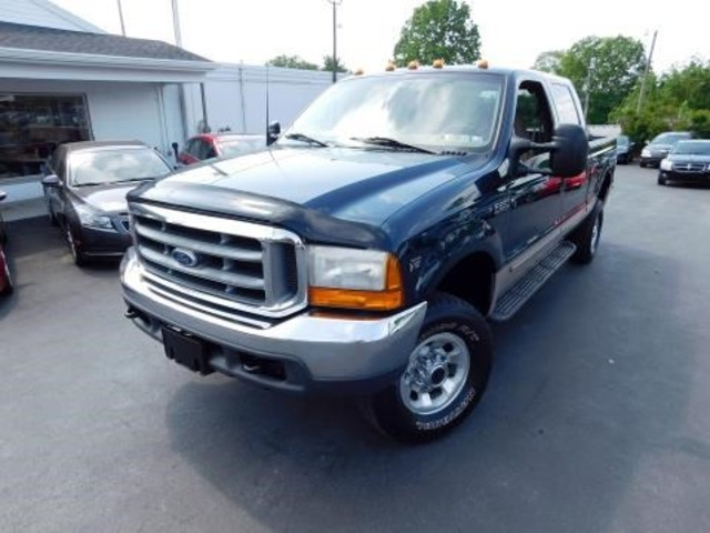 1999 Ford Super Duty F-250 Lariat Ephrata, PA 7