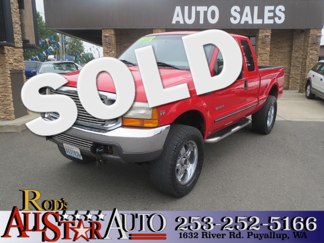 1999 Ford Super Duty F-250 XL 4WD The CARFAX Buy Back Guarantee that comes with this vehicle means