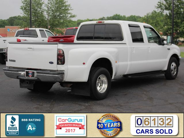 1999 Ford Super Duty F-350 DRW Lariat Crew Cab Long Bed RWD - 7.3L DIESEL! Mooresville , NC 2