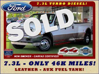 1999 Ford Super Duty F-350 DRW Lariat Crew Cab 4x4 Off Road - 7.3L DIESEL! Mooresville , NC