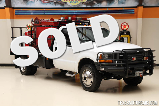 1999 Ford Super Duty F-550 XL This Carfax 1-Owner 1999 Ford Super Duty F-550 XL is in great shape