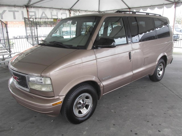 1999 GMC Safari Passenger This particular Vehicle comes with 3rd Row Seat Please call or e-mail t