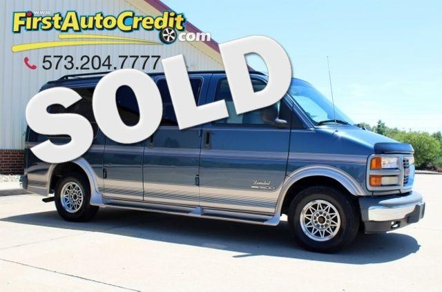1999 GMC Savanna  | Jackson , MO | First Auto Credit in Jackson  MO