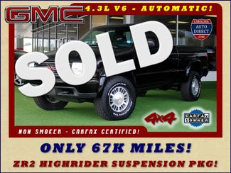 1999 GMC Sonoma SLS ZR2 EXT Cab 4x4 - ONLY 67K MILES! Mooresville , NC