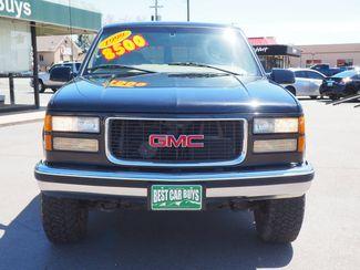1999 GMC Suburban K2500 SLT Englewood, CO 1