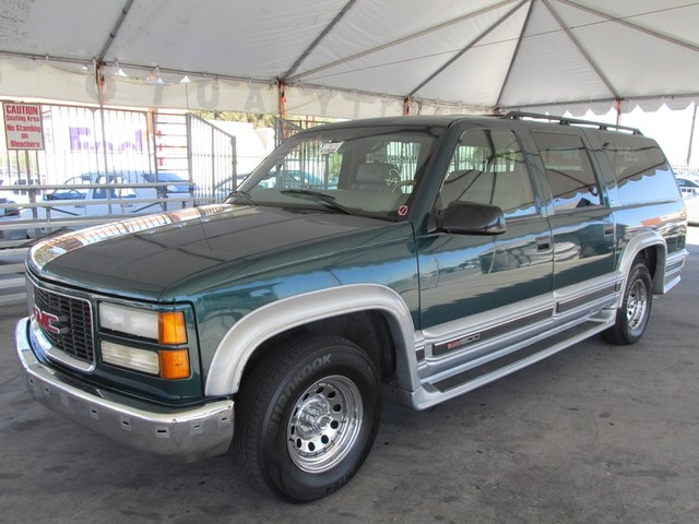 1999 GMC Suburban Please call or e-mail to check availability All of our vehicles are available
