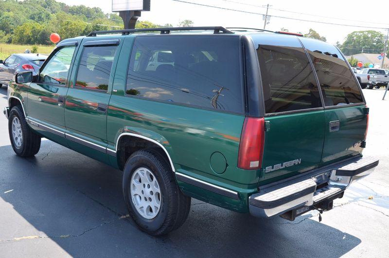 1999 GMC Suburban SLE  in Maryville, TN