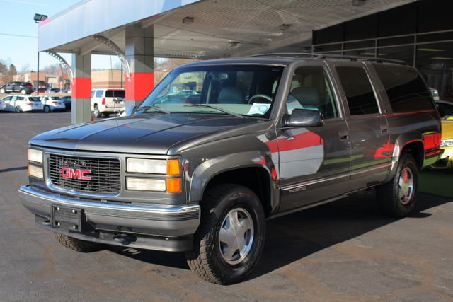 1999 GMC Suburban SLT 4X4 - LEATHER BUCKETS - BARN DOORS! Mooresville , NC 22