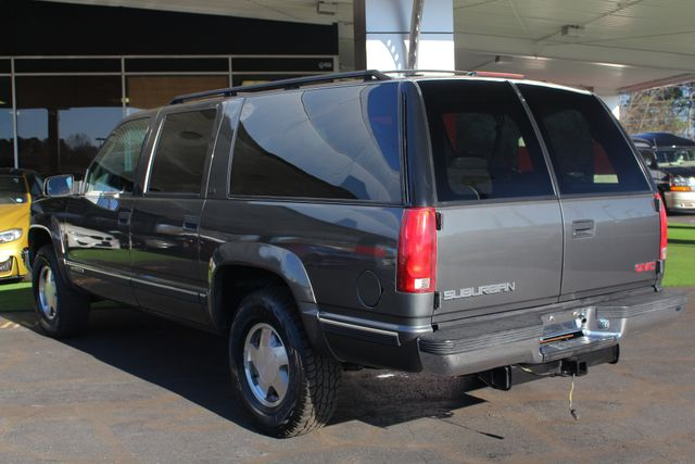 1999 GMC Suburban SLT 4X4 - LEATHER BUCKETS - BARN DOORS! Mooresville , NC 26