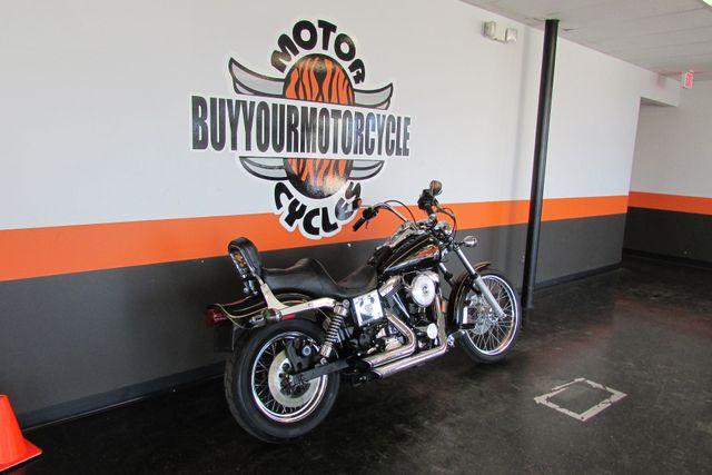 1999 Harley-Davidson DYNA FXWG Arlington, Texas 1