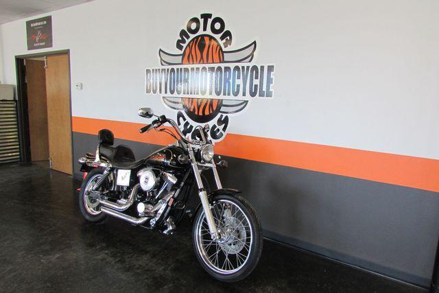 1999 Harley-Davidson DYNA FXWG Arlington, Texas 2