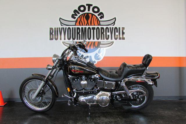 1999 Harley-Davidson DYNA FXWG Arlington, Texas 26