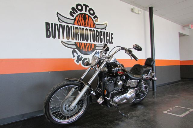 1999 Harley-Davidson DYNA FXWG Arlington, Texas 27