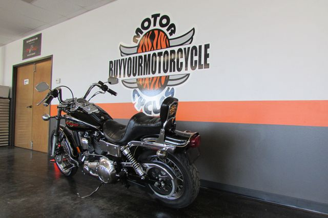 1999 Harley-Davidson DYNA FXWG Arlington, Texas 28
