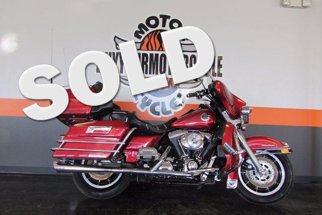 1999 Harley-Davidson Ultra Classic Electra Glide FLHTCU FLHTCUI ELECTRAGLIDE Arlington, Texas 0