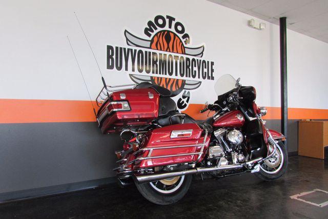 1999 Harley-Davidson Ultra Classic Electra Glide FLHTCU FLHTCUI ELECTRAGLIDE Arlington, Texas 1