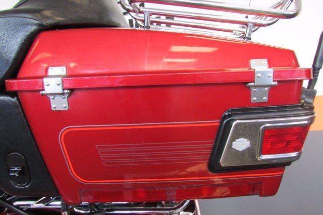 1999 Harley-Davidson Ultra Classic Electra Glide FLHTCU FLHTCUI ELECTRAGLIDE Arlington, Texas 44