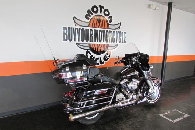 1999 Harley Davidson ULTRA CLASSIC ELECTRA GLIDE Arlington, Texas 1