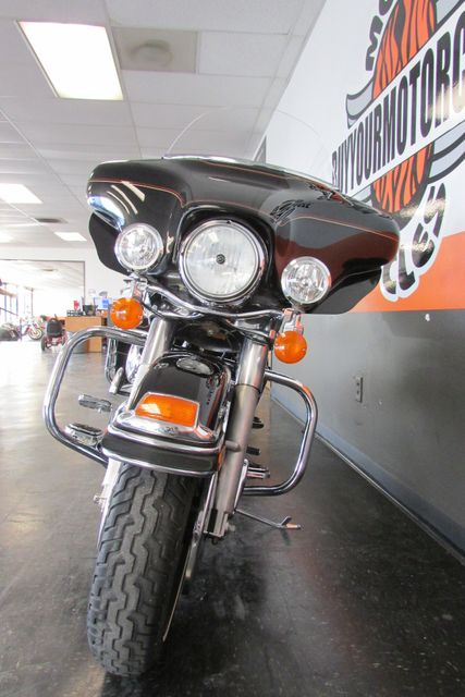 1999 Harley Davidson ULTRA CLASSIC ELECTRA GLIDE Arlington, Texas 3