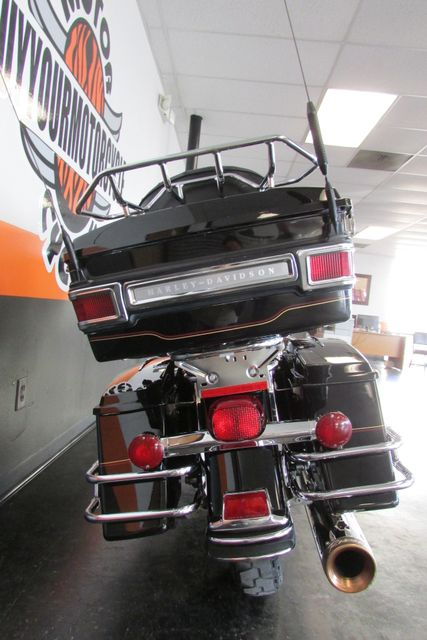 1999 Harley Davidson ULTRA CLASSIC ELECTRA GLIDE Arlington, Texas 8
