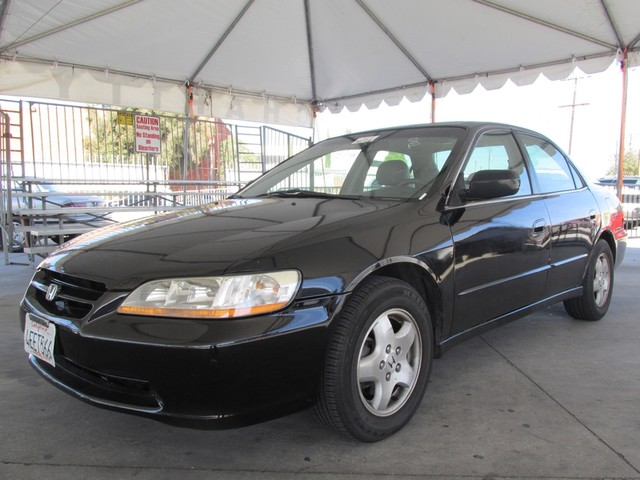 1999 Honda Accord EX This particular Vehicles true mileage is unknown TMU Please call or e-mail