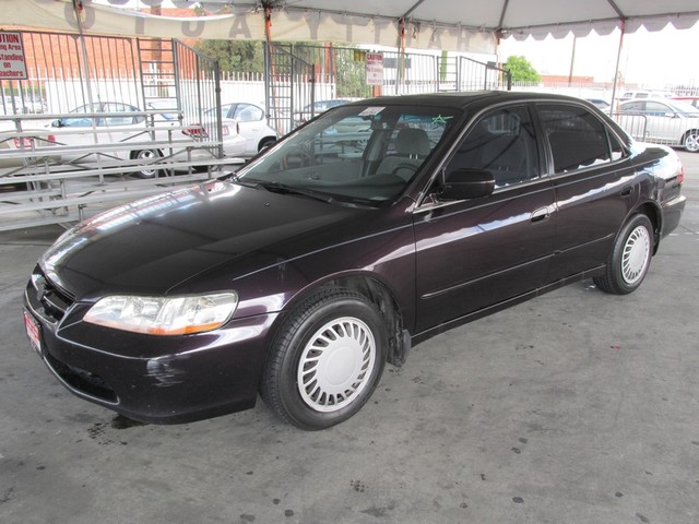 1999 Honda Accord EX Please call or e-mail to check availability All of our vehicles are availab