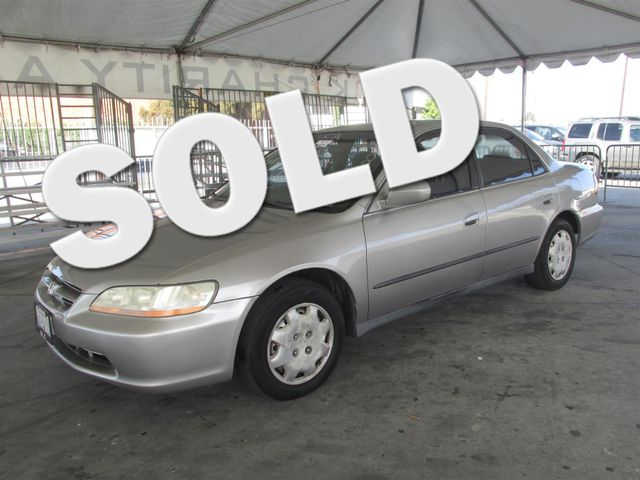 1999 Honda Accord LX Please call or e-mail to check availability All of our vehicles are availa