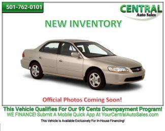 1999 Honda Accord EX | Hot Springs, AR | Central Auto Sales in Hot Springs AR