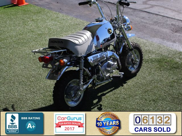 1999 Honda Chrome Gorilla Special Edition 50 - VERY RARE! Z50 Mooresville , NC 1