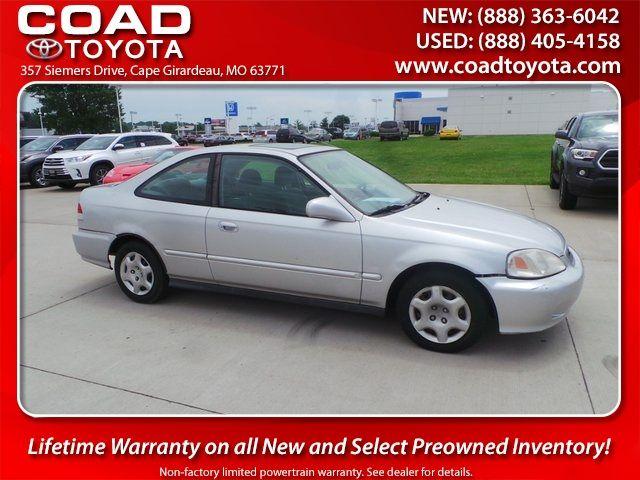 1999 Honda Civic EX Cape Girardeau, Missouri 0