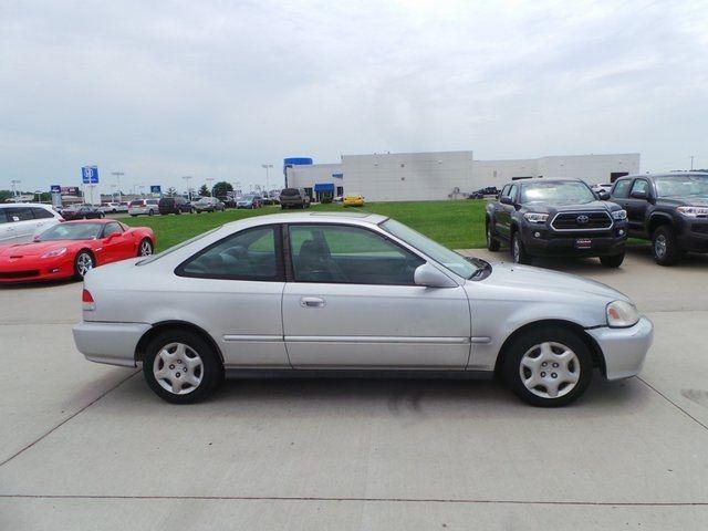 1999 Honda Civic EX Cape Girardeau, Missouri 1