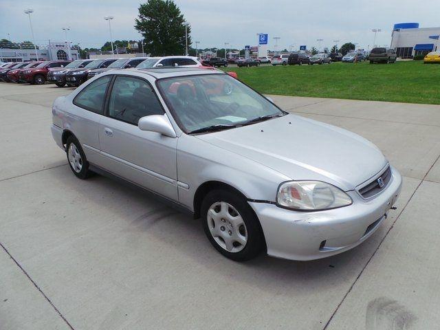 1999 Honda Civic EX Cape Girardeau, Missouri 2