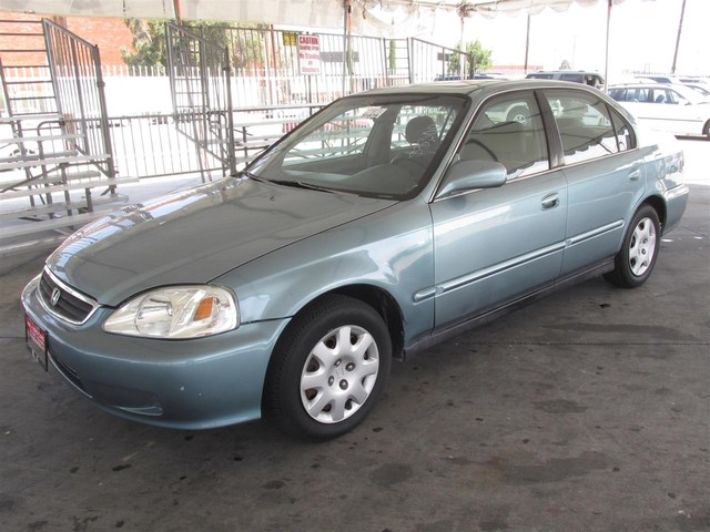 1999 Honda Civic EX This particular vehicle has a SALVAGE title Please call or email to check ava