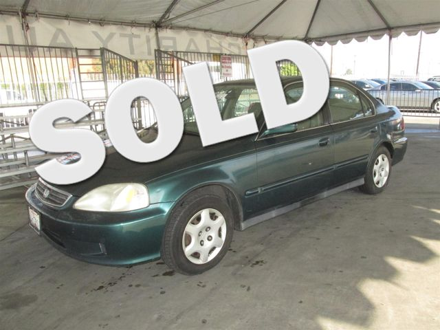 1999 Honda Civic EX Please call or e-mail to check availability All of our vehicles are availab