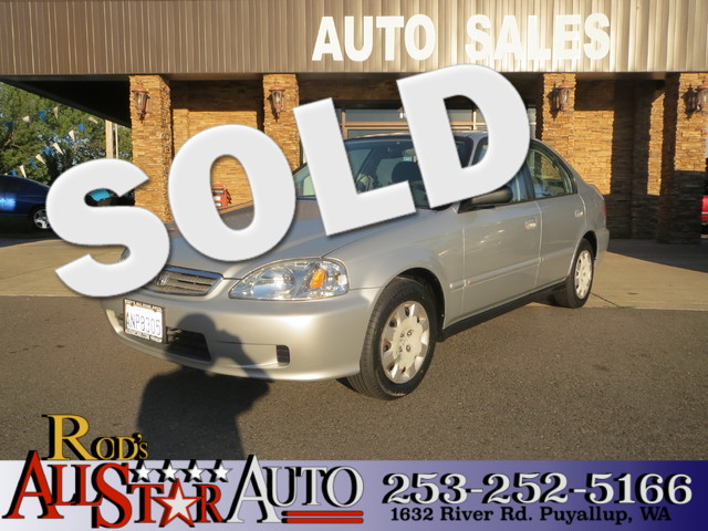 1999 Honda Civic VP The CARFAX Buy Back Guarantee that comes with this vehicle means that you can
